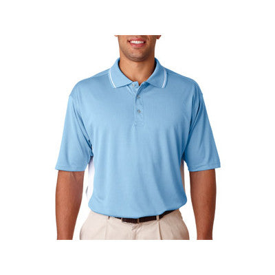 UltraClub Cool-N-Dry Sport Two-Tone Polo - EZ Corporate Clothing  - 4