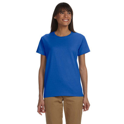 Gildan Ladies Ultra Cotton T-Shirt with Embroidery - EZ Corporate Clothing  - 9