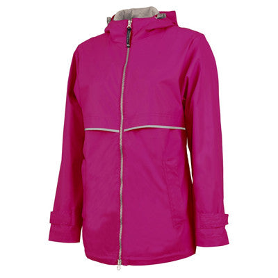 Charles River Womens Rain Jacket - EZ Corporate Clothing  - 7