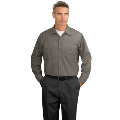 Cornerstone Industrial Work Shirt - Long Sleeve - EZ Corporate Clothing  - 3