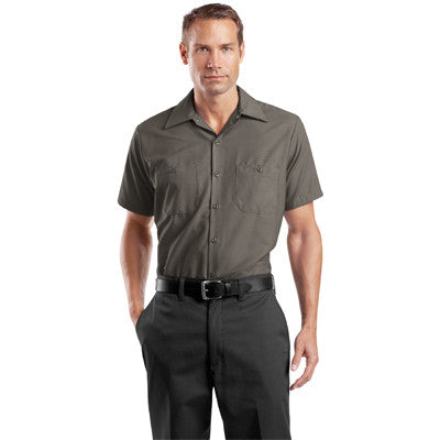 Cornerstone Industrial Work Shirt - Short Sleeve - EZ Corporate Clothing  - 4