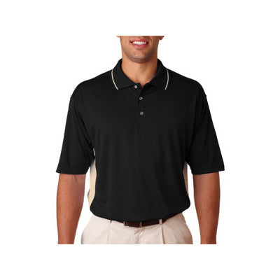 UltraClub Cool-N-Dry Sport Two-Tone Polo - EZ Corporate Clothing  - 3