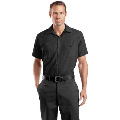 Cornerstone Industrial Work Shirt - Short Sleeve - EZ Corporate Clothing  - 3