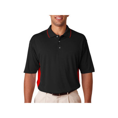 UltraClub Cool-N-Dry Sport Two-Tone Polo - EZ Corporate Clothing  - 2