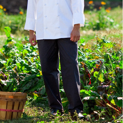 Yarn-Dyed Baggy Chef Pant - EZ Corporate Clothing  - 4