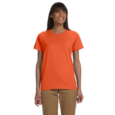 Gildan Ladies Ultra Cotton T-Shirt with Embroidery - EZ Corporate Clothing  - 14
