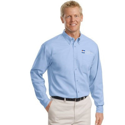 Port Authority Easy Care Tall Long Sleeve Shirt - EZ Corporate Clothing  - 14