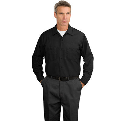 Cornerstone Industrial Work Shirt - Long Sleeve - EZ Corporate Clothing  - 2