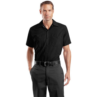 Cornerstone Industrial Work Shirt - Short Sleeve - EZ Corporate Clothing  - 2