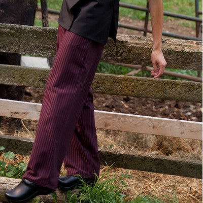 Yarn-Dyed Baggy Chef Pant - EZ Corporate Clothing  - 3