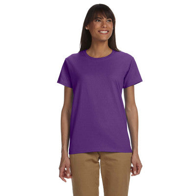Gildan Ladies Ultra Cotton T-Shirt with Embroidery - EZ Corporate Clothing  - 13