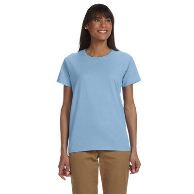 Gildan Ladies Ultra Cotton T-Shirt with Embroidery - EZ Corporate Clothing  - 11