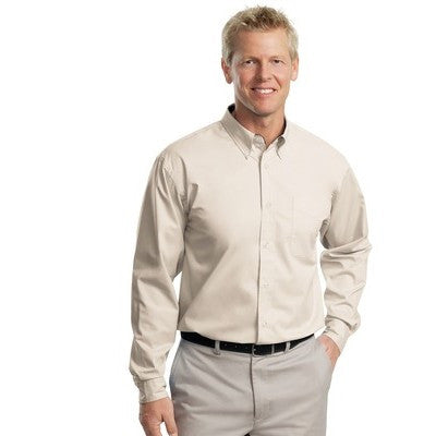 Port Authority Easy Care Tall Long Sleeve Shirt - EZ Corporate Clothing  - 16