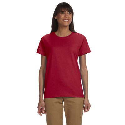 Gildan Ladies Ultra Cotton T-Shirt with Embroidery - EZ Corporate Clothing  - 21