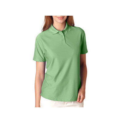 UltraClub Ladies Cool-N-Dry Elite performance Polo - EZ Corporate Clothing  - 2