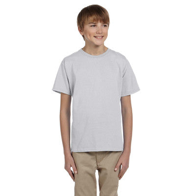 Gildan Youth Ultra Cotton T-Shirt - EZ Corporate Clothing  - 4