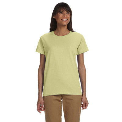 Gildan Ladies Ultra Cotton T-Shirt with Embroidery - EZ Corporate Clothing  - 23