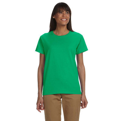 Gildan Ladies Ultra Cotton T-Shirt with Embroidery - EZ Corporate Clothing  - 25