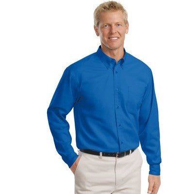 Port Authority Easy Care Tall Long Sleeve Shirt - EZ Corporate Clothing  - 22