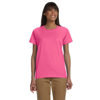 Gildan Ladies Ultra Cotton T-Shirt with Embroidery - EZ Corporate Clothing  - 18