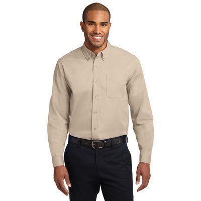 Port Authority Easy Care Tall Long Sleeve Shirt - EZ Corporate Clothing  - 24