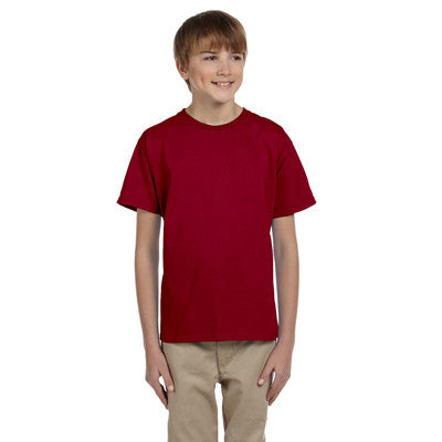 Gildan Youth Ultra Cotton T-Shirt - EZ Corporate Clothing  - 7