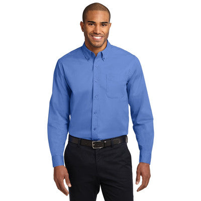Port Authority Easy Care Tall Long Sleeve Shirt - EZ Corporate Clothing  - 29