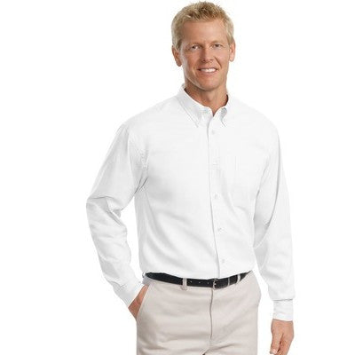 Port Authority Easy Care Tall Long Sleeve Shirt - EZ Corporate Clothing  - 30