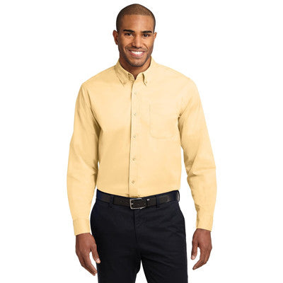 Port Authority Easy Care Tall Long Sleeve Shirt - EZ Corporate Clothing  - 31