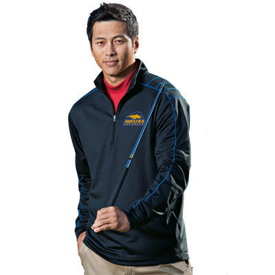 Nike Golf Dri-Fit 1/2-Zip Cover-Up - EZ Corporate Clothing  - 2
