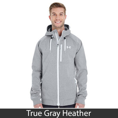 Under Armour CGI Dobson Softshell Hooded Sweatshirt 1246888