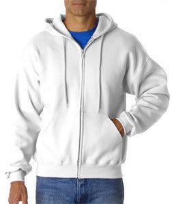 Gildan Ultra Blend Full-Zip Hooded Sweatshirt - EZ Corporate Clothing  - 7