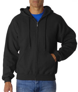 Gildan Ultra Blend Full-Zip Hooded Sweatshirt - EZ Corporate Clothing  - 2