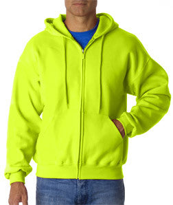 Gildan Ultra Blend Full-Zip Hooded Sweatshirt - EZ Corporate Clothing  - 4
