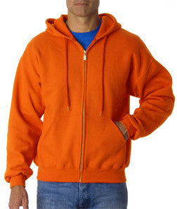 Gildan Adult DryBlend Full-Zip Hooded Sweatshirt - EZ Corporate Clothing  - 7
