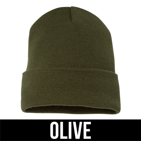 Yupoong Heavyweight Cuffed Knit Cap