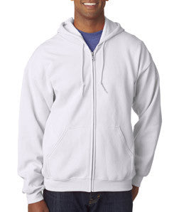 Gildan Adult Heavy Blend Full-Zip Hooded Sweatshirt - EZ Corporate Clothing  - 21