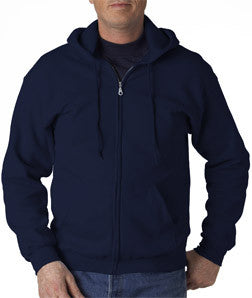 Gildan Heavy Blend 8oz. 50/50 Full-Zip Hood - EZ Corporate Clothing  - 12