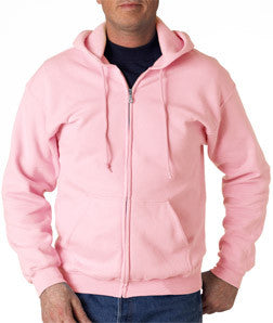 Gildan Adult Heavy Blend Full-Zip Hooded Sweatshirt - EZ Corporate Clothing  - 11