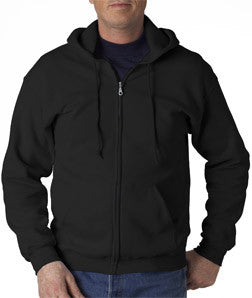 Gildan Adult Heavy Blend Full-Zip Hooded Sweatshirt - EZ Corporate Clothing  - 4