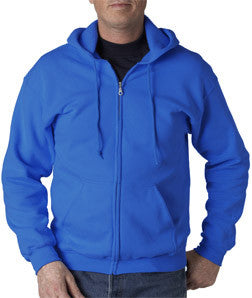 Gildan Heavy Blend 8oz. 50/50 Full-Zip Hood - EZ Corporate Clothing  - 15