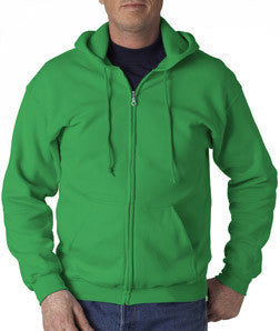 Gildan Adult Heavy Blend Full-Zip Hooded Sweatshirt - EZ Corporate Clothing  - 10