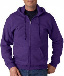 Gildan Adult Heavy Blend Full-Zip Hooded Sweatshirt - EZ Corporate Clothing  - 14