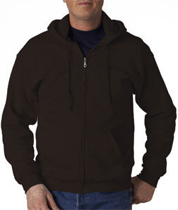 Gildan Adult Heavy Blend Full-Zip Hooded Sweatshirt - EZ Corporate Clothing  - 7