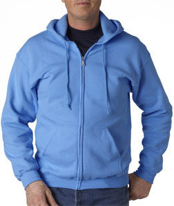 Gildan Adult Heavy Blend Full-Zip Hooded Sweatshirt - EZ Corporate Clothing  - 5