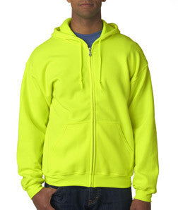 Gildan Adult Heavy Blend Full-Zip Hooded Sweatshirt - EZ Corporate Clothing  - 18