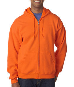 Gildan Adult Heavy Blend Full-Zip Hooded Sweatshirt - EZ Corporate Clothing  - 19