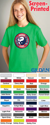 Gildan Youth Ultra Cotton T-Shirt - EZ Corporate Clothing  - 2