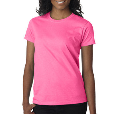 Gildan Ladies Ultra Cotton T-Shirt with Embroidery - EZ Corporate Clothing  - 26