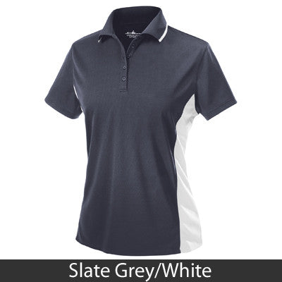 Charles River Womens Color Blocked Wicking Polo - EZ Corporate Clothing  - 10